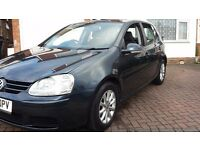 VW GOLF 1.6 FSI MATCH, 69,000 MILES, FOR SALE