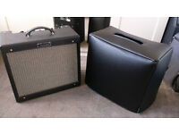 Fender Blues Junior 111 with cover