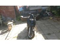 Jinlun 125cc moped 2008