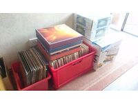 """FREE Job lot 12"""" inch 33 rpm LP Vinyl Albums Records - easy listening + country"""