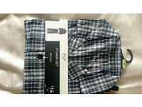 Brand New Mens Pyjamas Size Medium.