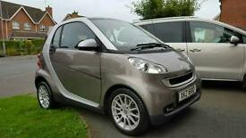 2009 smart car. High spec passion model. Glass roof