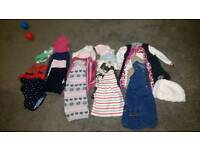 3-6 6-9 month baby girl clothes
