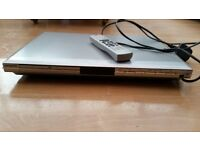 Hitachi DVD Player, with remote and scart lead. Ideal for children's room, caravan/campervan.