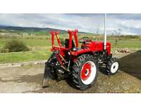compact tractor 4x4
