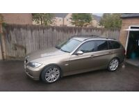 Bmw320 d estate with only 110450miles