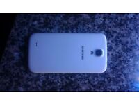 samsung galaxy S4 in perfect condition