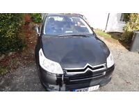 BEAUTIFUL UNMARKED 1.6 CDI VTR PLUS COUPE, BRAND NEW MOT, ONE FORMER OWNER, BLACK METALLIC PAINT