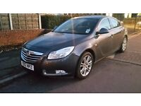 2012 Vauxhall Insignia 1.8 i VVT 16v Exclusiv 5dr - LPG/Low Mileage/HPI Clear/Full Leather Seats.