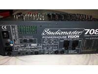 Studiomaster Powerhouse 708