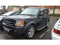 Landrover Discovery 3 Auto 2.7 Diesel HSE 7 Seater
