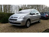 Citroen Xsara Picasso 1.6 Hdi 2007 Desire BARGAIN quick sale. lovely condition.