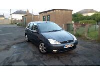 Ford Focus 1.8tdci 12 Months m.o.t 23/6/19