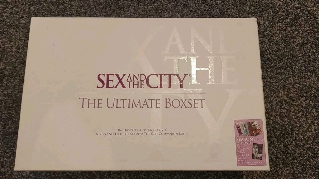 Sex and the City - The Ultimate Boxset | in Derby, Derbyshire | Gumtree