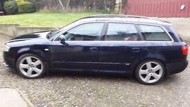 Audi a4 advant sline