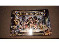 Warhammer quest, games workshop.