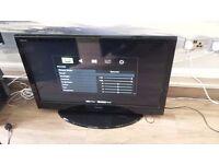 "Toshiba Regza 40"" 1080p HD LCD TV £100"