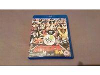 WWE / WWF Attitude Era Blu Ray DVD in HD