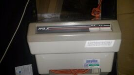 projector apollo homelite good condition fully working