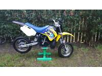 Kids 50cc motorbike husky boy 50 pw ktm lem