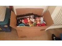 Kids toy bundle Huge box full...car boot? Or kids new toys must see!! Excellent condition