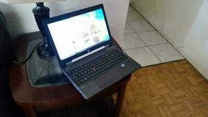 Gaming Laptop 16gb Ram 256gb SSD with 500gb HDD HP Elitebook Intel i7 Core 15.6 inch F dedicated 2 gb Graphics $390 only