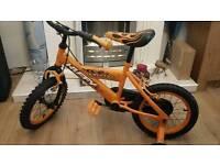 Huffy 14 Inch Boys Bike