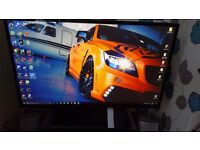 Acer FULL 1080p 27inch Monitor Black £110 ono