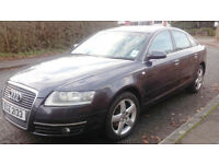 Audi A6 Saloon - 38850 Miles ONLY (2007) + MOT 12 month - £3199