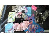 JOBLOT BUNDLE 52 x GIRLS WOMENS FANCY DRESS HEN NIGHT PARTY OUTFITS ACCESSORIES