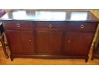 sideboard dark wood good condition