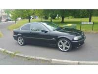 LEFT HAND DRIVE BMW 320CI AND SPANISH REGISTERED 2000