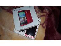 HTC One M8 unlocked - 16GB RARE RED COLOUR
