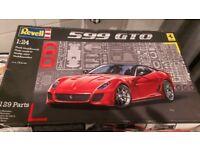Revell 599 GTO Ferrari model, NEW in the box