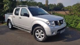 OUTSTANDING NISSAN NAVARA D40 2007 SILVER OUTLAW - WELL MAINTAINED FULLY SERVICED WORKHORSE PICKUP