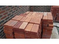 Approx' 600no unused face bricks buyer to collect