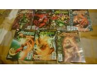 Selection of DC comics, mostly Green Lantern