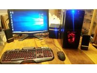 AMD FX 8320 8 Core Gaming PC £550