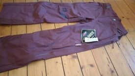 Brand new Maloja rude pants. RRP:400£