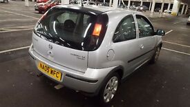 2005 vauxhall corsa 1.2 twinport sxi 3 door july mot spares repair