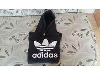 navy mens hoodie adidas xl size