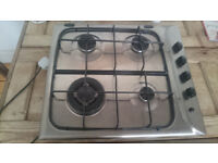 Indesit Gas Hob for Sale in Excellent Condition