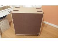 "Guitar Speaker Cabinet 4 X 12"""