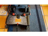Buggy board maxi with attachments and box and instruction.