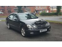 2001 (51) LEXUS GS430 AUTOMATIC LPG CONVERTED