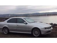 BMW 5 series E39 535i M sport 3.5 V8