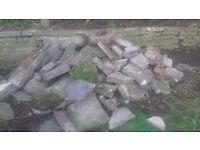 FREE. Bricks/Stones Rubble