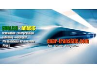 Arabic Translation Interpretation
