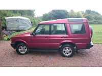 LANDROVER DISCOVERY SERIES 2 TD5S