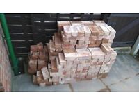 LBC 3 inch Common Bricks - Second hand approximately 400